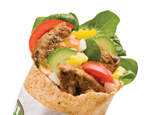 Cucumber Lettuce Spinach Avocado Hummus Tomato Onion Mushroom Pepper Olive Pineapple Feta Cheddar Quinoa Swiss Chicken Steak Pineapple Fruit Smoothie Chips Cookie Toasted Get Fit Main Street Gluten Free